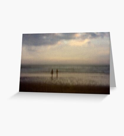 Alone Together Greeting Card