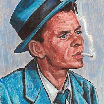 Frank Sinatra  by NeilFeigeles