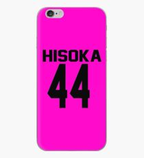 Hisoka Jersey iPhone Case
