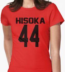 Hisoka Jersey Women's Fitted T-Shirt
