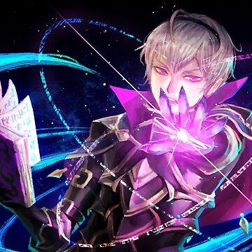 Fire Emblem Fates: Leo by ravefirell