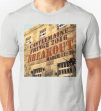 Castlemaine Fringe 2016 - Breakout Unisex T-Shirt