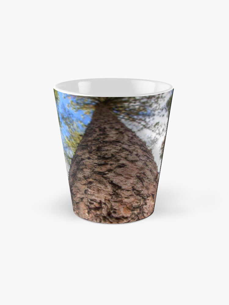 Alternate view of Tall Pine Mug