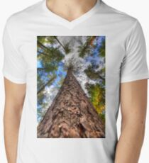 Tall Pine V-Neck T-Shirt