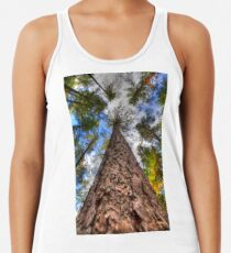 Tall Pine Racerback Tank Top