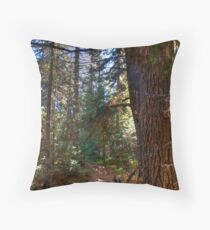 Big pine Throw Pillow