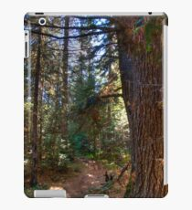 Big pine iPad Case/Skin
