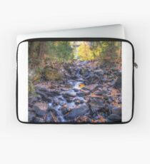 Rocky riverbed Laptop Sleeve