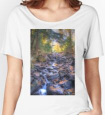 Rocky riverbed Relaxed Fit T-Shirt