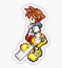 Pixel Sora Sticker