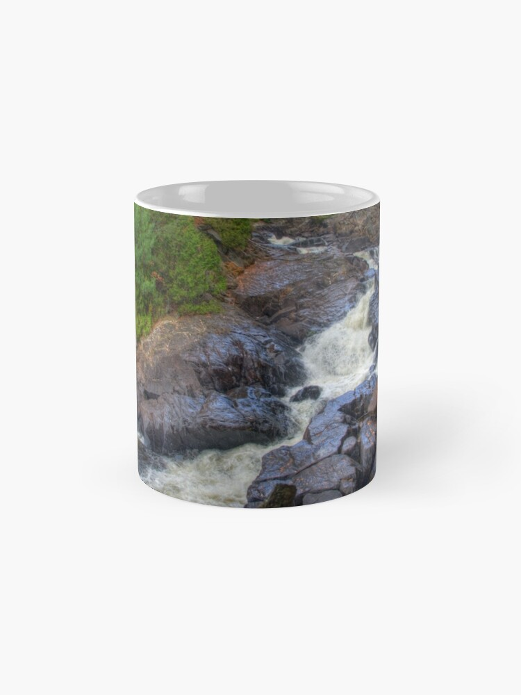 Alternate view of Raging water Mug