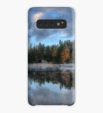Reflected trees and sky Case/Skin for Samsung Galaxy