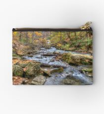 Forest river Zipper Pouch
