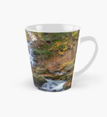 Forest waterfall Tall Mug