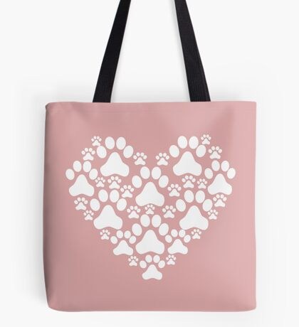 Paws For Thought ... Tote Bag