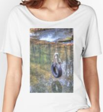 Tire swing Relaxed Fit T-Shirt