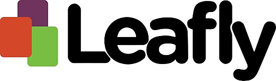 Image result for leafly logo