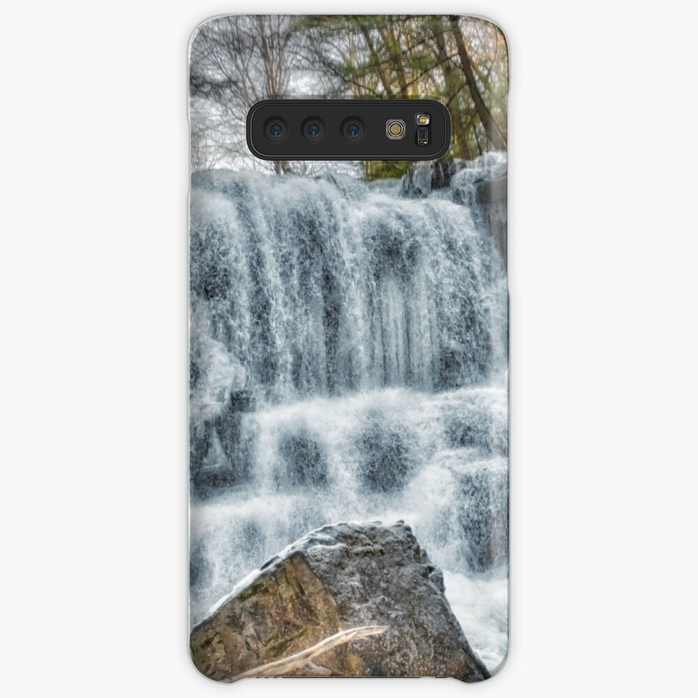 Melting waterfall Case & Skin for Samsung Galaxy