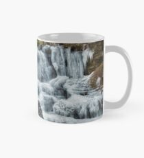 Melting waterfall Classic Mug