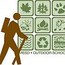 Outdoor School Hiker by Multnomah ESD Outdoor School