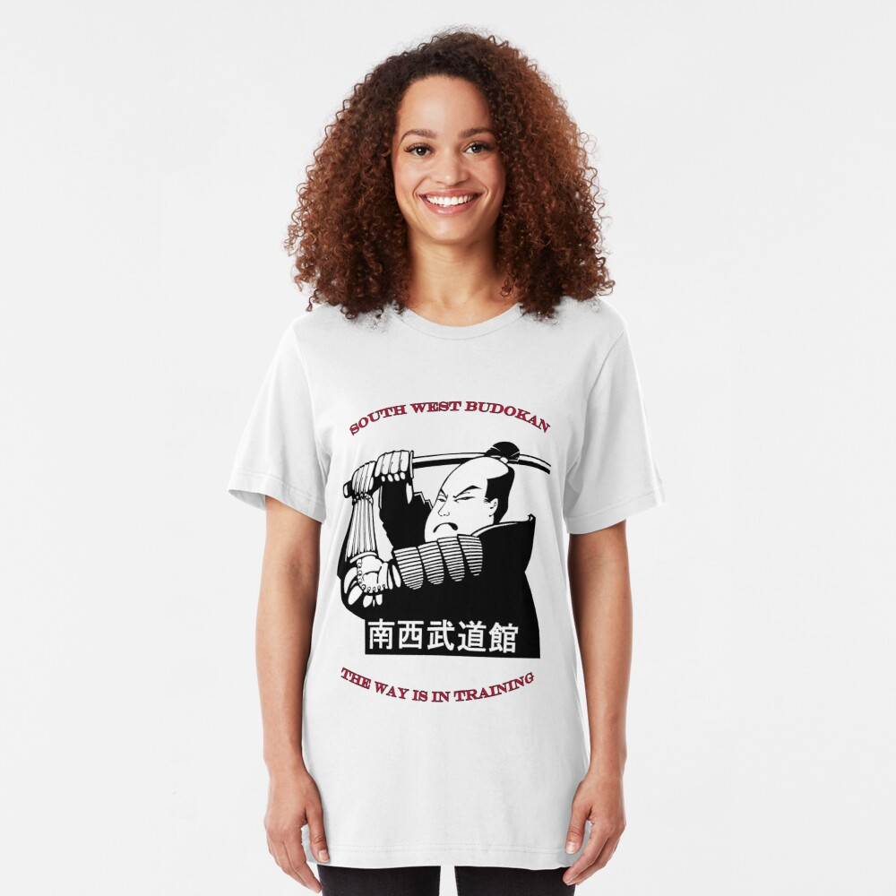 South West Budokan Tee Slim Fit T-Shirt