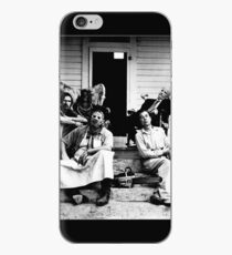 texas chainsaw massacre family iPhone Case