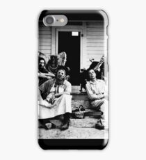 texas chainsaw massacre family iPhone Case/Skin
