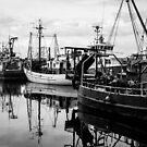 Trawlers  by WendyJC