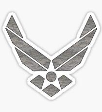 U.S. Air Force Logo Camo Sticker