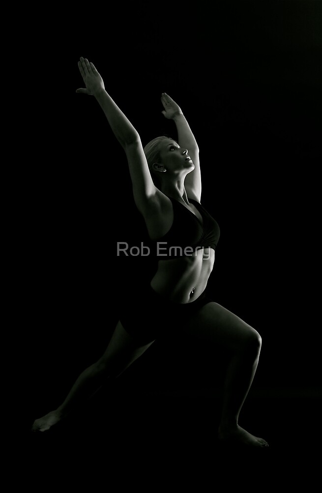 High Lunge by Rob Emery