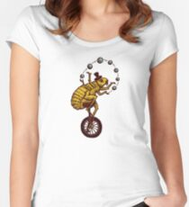 Flea Circus Women's Fitted Scoop T-Shirt