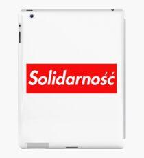 Solidarność Logo (Solidarity - Poland) iPad Case/Skin
