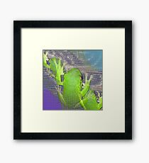 The Real Frogger Framed Print