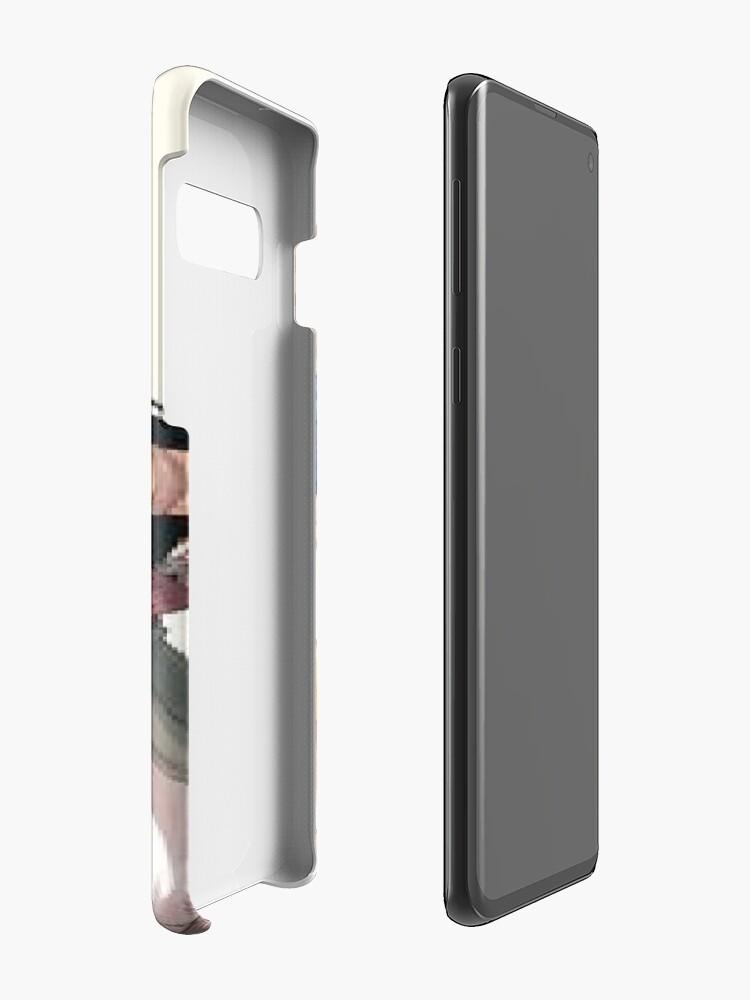 Alternative Ansicht von gajeel Hülle & Klebefolie für Samsung Galaxy