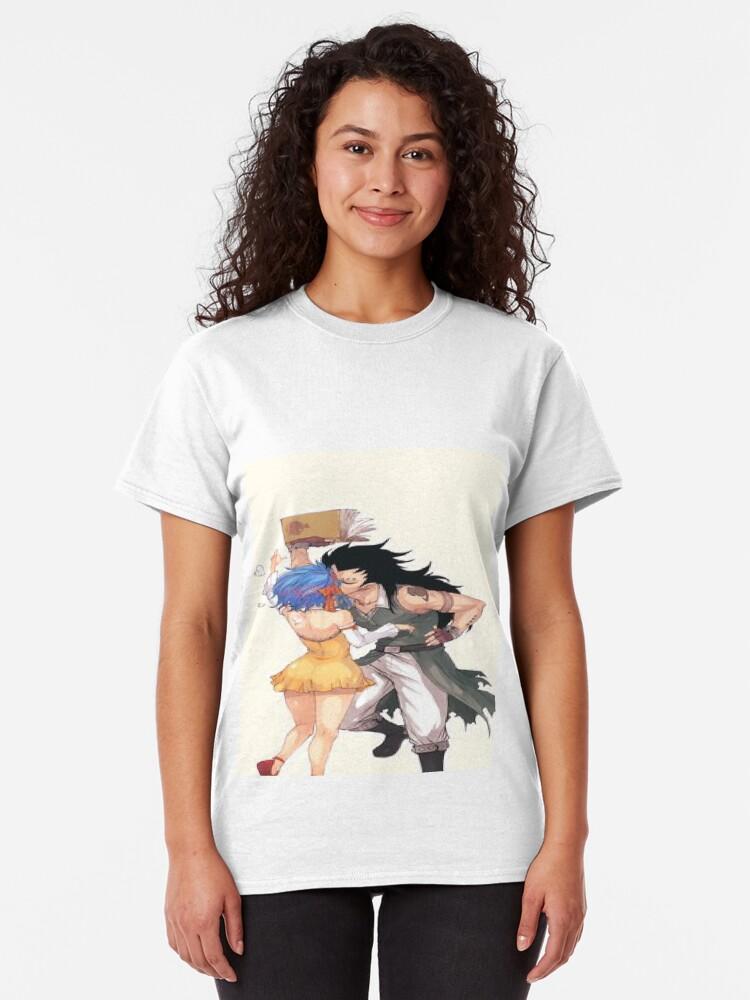 Alternative Ansicht von gajeel Classic T-Shirt