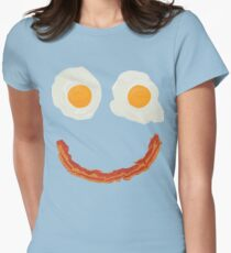 Bacon and Eggs Women's Fitted T-Shirt