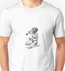 Spreading Love Unisex T-Shirt