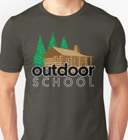 Outdoor School Cabin T-Shirt
