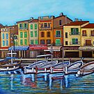 Colours of Cassis by LisaLorenz