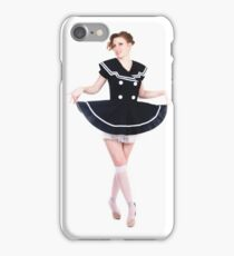 Sexy Sailor Pinup Girl iPhone Case/Skin