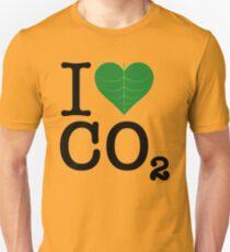 i love C02 Unisex T-Shirt