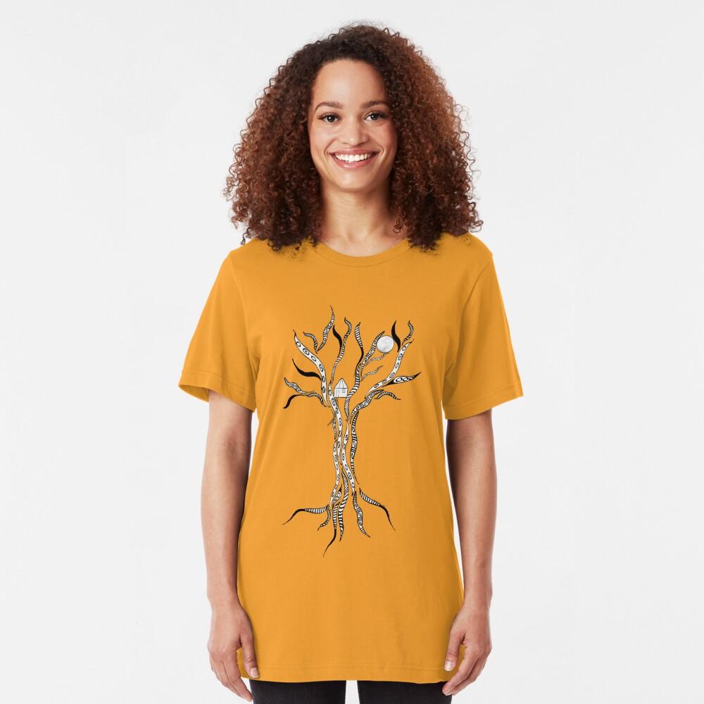 Treehouse Tee Slim Fit T-Shirt