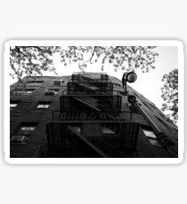 Escape to New York Sticker