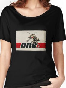 ONE mighty ant Women's Relaxed Fit T-Shirt
