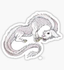 Falcor the luck dragon  Sticker