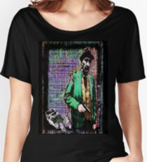 William.S.Burroughs. Women's Relaxed Fit T-Shirt