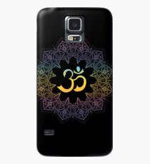 Om symbol Case/Skin for Samsung Galaxy