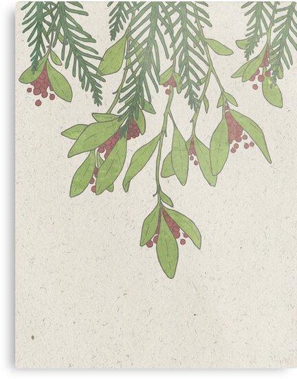 berries by Michelle  Borjon