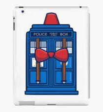 Smith TARDIS iPad Case/Skin