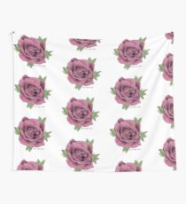 All Time Low Rose Wall Tapestry